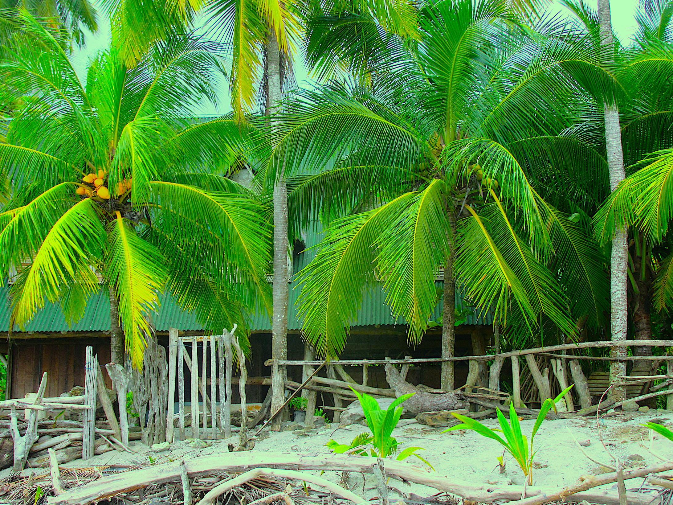 Costa Rica Haus am Meer